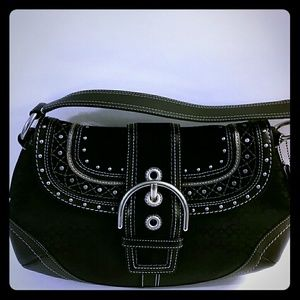 Gorgeous Coach Satchel